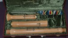 Moeck Tuju Bass Flöte , 94cm , im Koffer ,