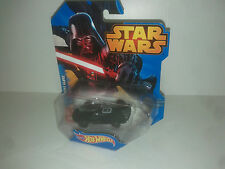 Disney Hot wheels STAR WARS DARTH VADER  - MATTEL  CGW36  voiture