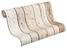 Vliestapete Holz-Optik Planken Holzbrett weiß AS Creation 8951-10 (2,16€/1qm)