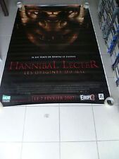 AFFICHE HANNIBAL RISING 4x6 ft Bus Shelter Movie Poster Original 2007