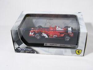 Mattel Hot Wheels N°12957 Ferrari 248 F1 #4 Michael Schumacher New 1/43 MIB