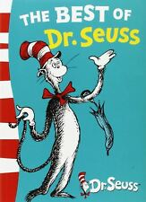 THE BEST OF DR SEUSS Cat In The Hat/Comes Back Abc Story Book 3 In 1 Kids BN