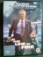 In The Line Of Fire (DVD, 2002)