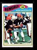 1977 TOPPS #235 KEN ANDERSON BENGALS MINT D023805