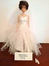 Vintage Barbie Bubblecut  in Wedding Day Set stunning