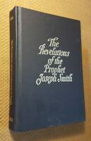 THE REVELATIONS OF THE PROPHET JOSEPH SMITH by Lyndon Cook (LDS MORMON BOOKS)