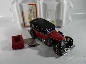 Franklin Mint N° B11SD61 Mercedes-Benz 770K Hiro Hito 1935 1/24 New IN Box
