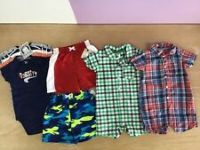 Boy's Clothing Lot of 9 Size 12 Months