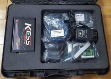 Alientech KESS v2 Slave ECU Chip Tuning Remap Flashing Tool + Case & Accessories