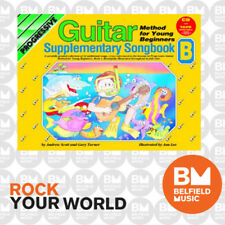 Progressive 69274 Guitar for Young Beginners Supplementary Book B Kpygsbcp