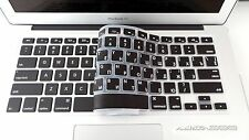 "English/Russian Silicone Keyboard Cover Skin for MacBook Air/Pro, iMAC 13""-17"" B"