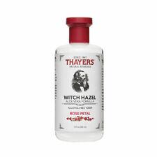 [THAYERS] Witch Hazel Rose Petal Toner - 355ml / Free Gift