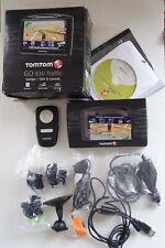 SATNAV - TOMTOM 930 TRAFFIC -MP3- HANDSFREE PHONE+Remote COMPLETE
