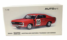 1:18 Valiant Charger 05 Red 2005 Australian Historic Touring Car Series AUTOart