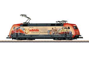 Marklin 88677 160 Years of Märklin cl 101 064-4 Electric Locomotive, Era VI