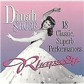 Dinah Shore - Rhapsody (1996) CD