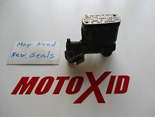 1991 HONDA CR 125 CR125 OEM FRONT BRAKE MASTER CYLINDER MOTOXID