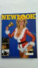 MAGAZINE NEWLOOK NEW LOOK FR EROTIQUE SEXY N° 17  NOEL  CURIOSA