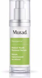 Murad Retinol Youth Renewal Serum 1 oz/ 30 mL NEW IN BOX..