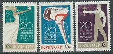 1965 RUSSIA UNIONE ORGANIZZAZIONI DEMOCRATICHE MNH ** - UR5-3