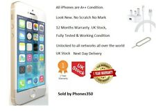 Apple iPhone 4s 16GB Unlocked Grade A+ Smartphone - 12 Months Warranty