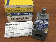 Square-D - Class 9007 - Type C52A2 - Limit Switch - NEW
