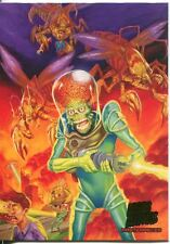 Mars Attacks Invasion Masterpieces Chase Card #4