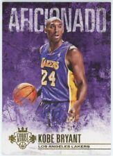 KOBE BRYANT 2014-15 COURT KINGS BASKETBALL AFICIONADO LOS ANGELES LAKERS NO. 8
