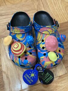 Brand New Crocs x Diplo Classic Clog Women SIZE 9 Men's 8 NWT DS Ready To Ship