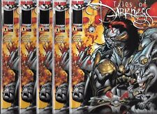 TALES OF THE DARKNESS #1 LOT OF 5 COPIES (NM-) IMAGE COMICS