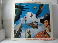 """THE ZAWINUL SYNDICATE-(LP)- THE IMMIGRANTS - """"KING HIP"""" - COLUMBIA FC 40969 1988"""