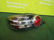 MAZDA RX8 NSR PASSENGER REAR LIGHT