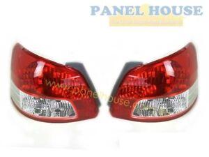 Tailight PAIR Fits Toyota Yaris Sedan 2006 - 2010 RH+LH