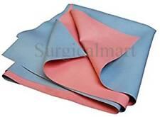 Waterproof Bed Protector Mackintosh Rubber Sheet, 90 cm X 90 cm