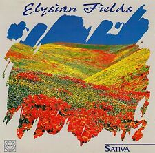 ELYSIAN FIELDS : SATIVA / CD (CHACRA ALTERNATIVE MUSIC CHACD 027) - TOP-ZUSTAND