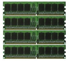 New 8GB KIT 4x2GB PC2-6400 DDR2-800 Dual Channel 240pin DIMM Desktop Memory