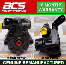 POWER STEERING PUMP FORD TRANSIT MK6 2.0 TDDI & TDCI 00 TO 06 RECONDITIONED
