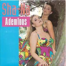 SHA-NA - ademloos CD SINGLE eurodance 1994 BELGIUM RARE