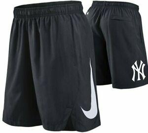 Nike x MLB Team Issue New York Yankees Dri Fit Practice Shorts AC Performance M
