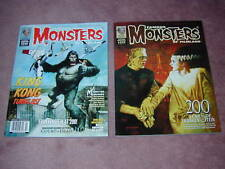 FAMOUS MONSTERS # 290 - King Kong & Bride covers - Brand New SHARP COPIES!