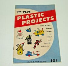 1964 PLASTIC PROJECTS 99+ Pack-O-Fun Recycling Project Ideas Clapper Publishing