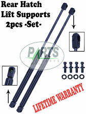 2 REAR HATCH TRUNK LIFT SUPPORTS SHOCKS STRUTS ARMS PROPS RODS HATCHBACK  3 DOOR
