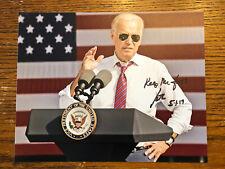 "New ListingJoe Biden Signed 8x10 Photo Autograph Autographed Authentic ""Keep The Faith�"