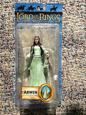 Arwen in Coronation Gown Lord of the Rings Action Figure Mint on Card