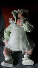 "RARE Original Limited Edition Artist Doll Signed Elaine Campbell 21"" Doll 26/250"