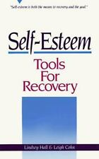 Self-Esteem : Tools for Recovery by Leigh Cohn and Lindsey Hall (1993, Trade.