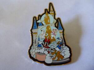 Disney Trading Pins 9188 WDW - Snowglobe Parade (Cinderella's Castle)