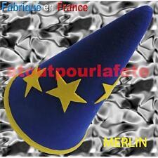 Chapeau de Magicien, Merlin l' Enchanteur,Contes,légendes,Déguisements,Carnaval
