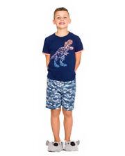 Boy Cotton Dinosaurs Baby Boys' Sleepwear