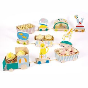 Silly Circus Train Centerpiece Cake Stand (CSSTANDSILLYCIRCUS)